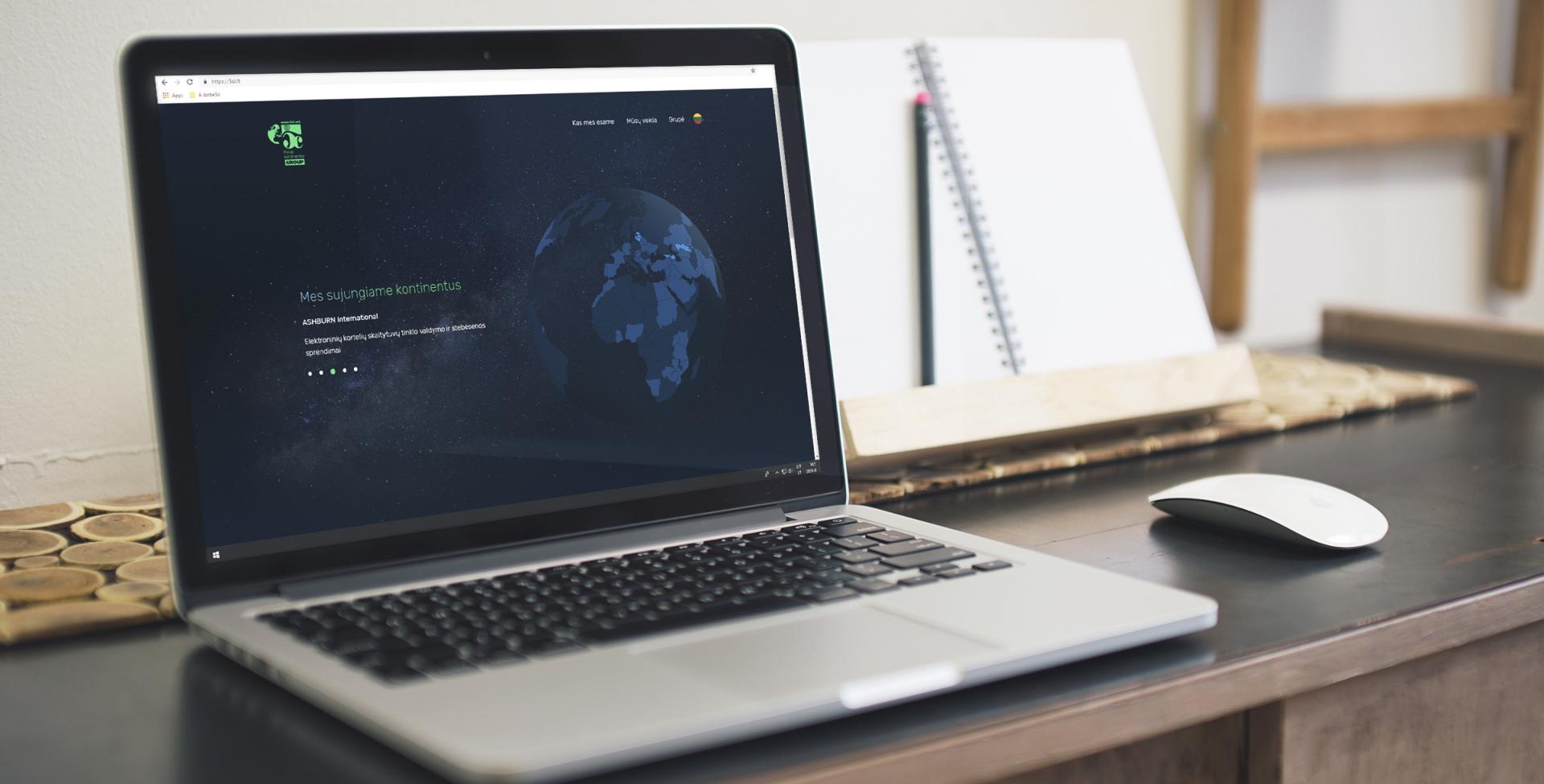 Разработка корпоративного веб-сайта